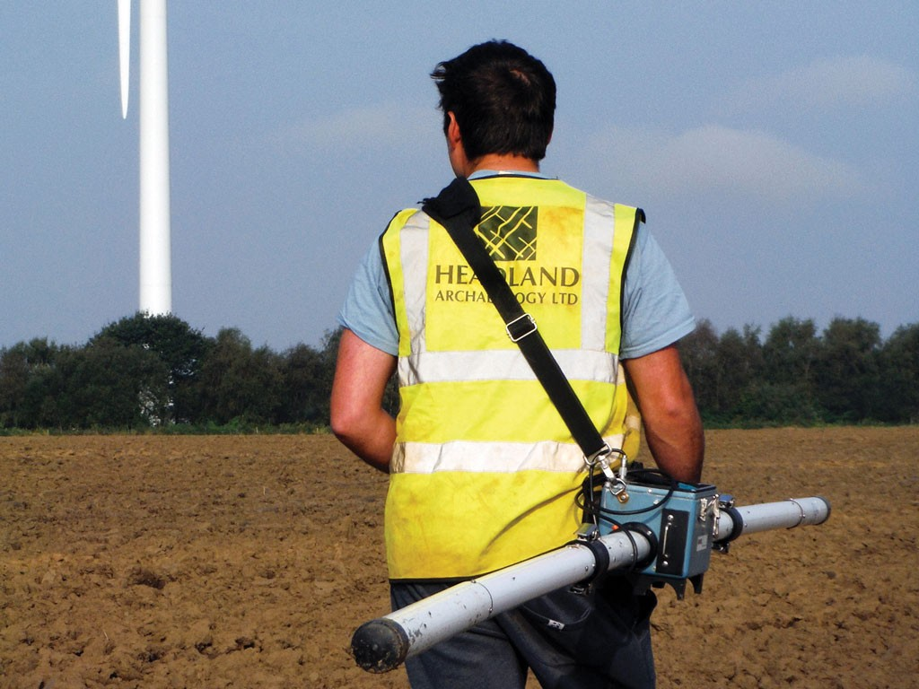Old Don Wind Farm, Lincolnshire
