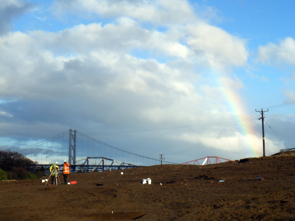 Forth Crossing - Site