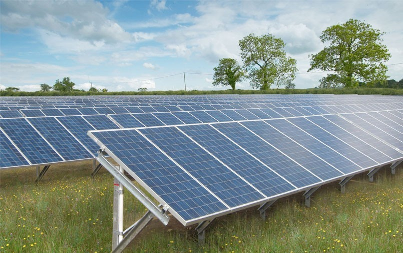 NEWS Vine Farm Solar PV, Cambridgeshire